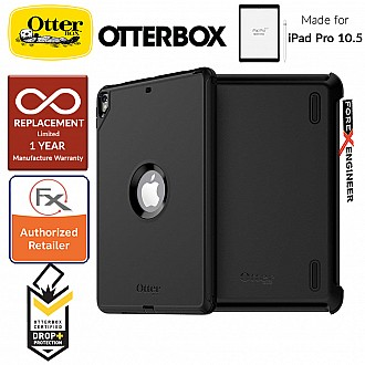 "Otterbox Defender for iPad Air 10.5"" ( 3rd Gen ) / iPad Pro 10.5"" - Black"