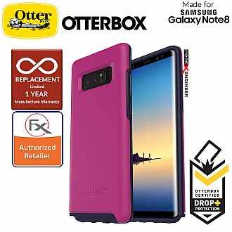 OtterBox Symmetry Series for Samsung Galaxy Note 8 - Mix berry Jam
