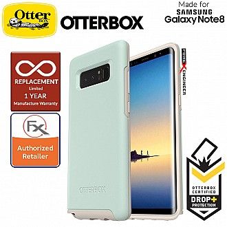 OtterBox Symmetry Series for Samsung Galaxy Note 8 - Muted Waters
