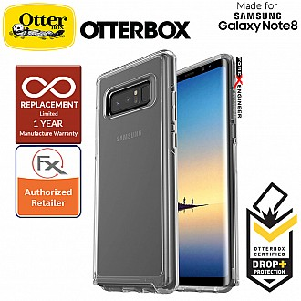 OtterBox Symmetry Clear  Series for Samsung Galaxy Note 8 - Clear
