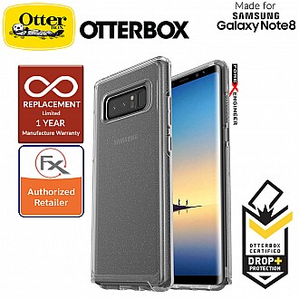 OtterBox Symmetry Clear Series for Samsung Galaxy Note 8 - Stardust