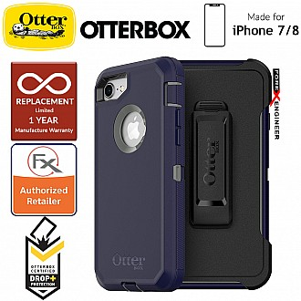 Otterbox Defender Series for iPhone 8 / 7 - Stormy Peaks (Compatible with iPhone SE 2nd Gen 2020) (660543424956)