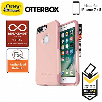 OtterBox Commuter Series for iPhone 8 / 7 - 2 Layers Lightweight Protection Case - Ballet Way