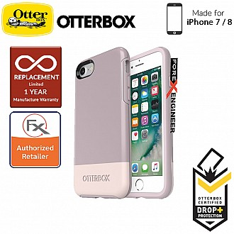 OtterBox Symmetry Series for iPhone 8 / 7 - Skinny Dip (Compatible with iPhone SE 2nd Gen 2020)