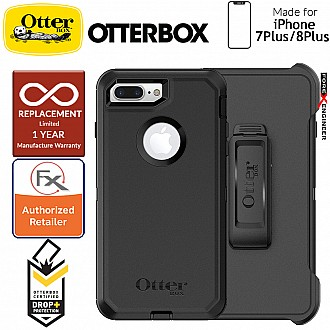 OtterBox Defender Series for iPhone 7 Plus / 8 Plus - Black