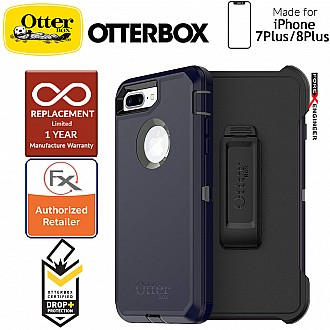 OtterBox Defender Series for iPhone 7 Plus / 8 Plus - Stormy Peaks