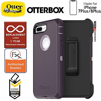 OtterBox Defender Series for iPhone 7 Plus / 8 Plus - Purple Nebula