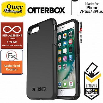 Otterbox symmetry for iPhone 8 Plus (Compatible with iPhone 7 plus ) - Black