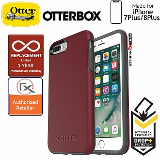 OtterBox Symmetry Series for iPhone 8 Plus / 7 Plus - Fine Port