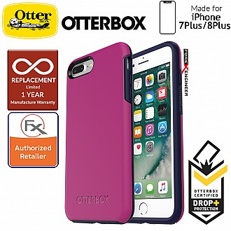 OtterBox Symmetry Series for iPhone 8 Plus / 7 Plus - Mix Berry Jam