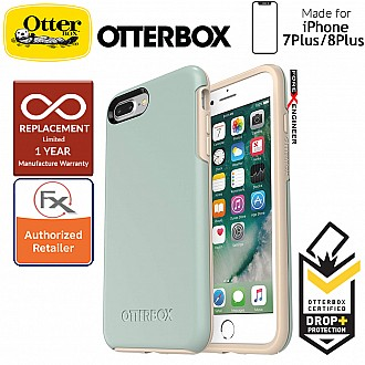 OtterBox Symmetry Series for iPhone 8 Plus / 7 Plus - Muted Waters