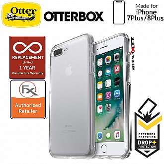 OtterBox Symmetry Series for iPhone 8 Plus / 7 Plus - Clear