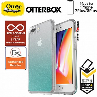 OtterBox Symmetry Clear Series for iPhone 8 Plus / 7 Plus - Aloha Ombre
