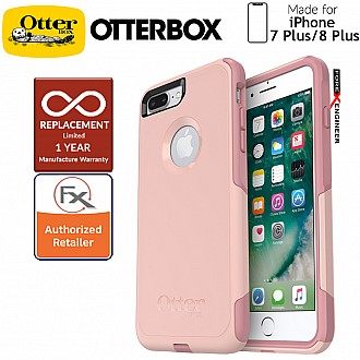 OtterBox Commuter for iPhone 8 Plus / 7 Plus - 2 Layers Lightweight Protection Case - Ballet Way