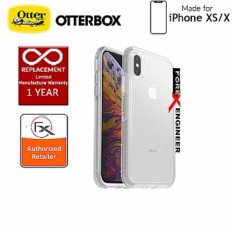 OtterBox Symmetry Clear Series for iPhone Xs / X - Stardust