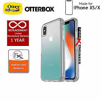OtterBox Symmetry Clear Series for iPhone Xs / X - Aloha Ombre
