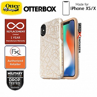 OtterBox Symmetry Graphic Series for iPhone Xs / X - Throwing Shade
