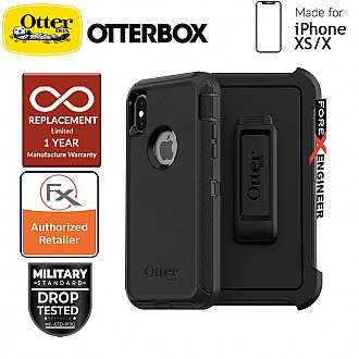 Otterbox Defender Series for iPhone Xs / X - Black