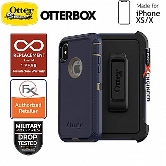 Otterbox Defender Series for iPhone Xs / X - Dark Lake