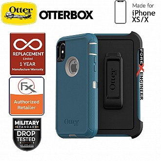 Otterbox Defender Series for iPhone Xs / X -  Big Sur