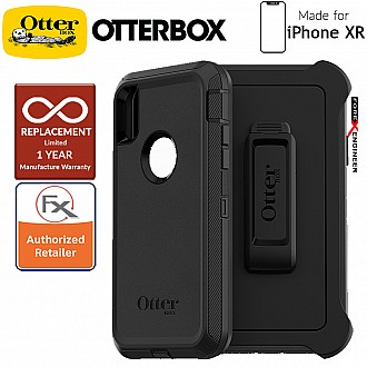 Otterbox Defender for iPhone XR - Black