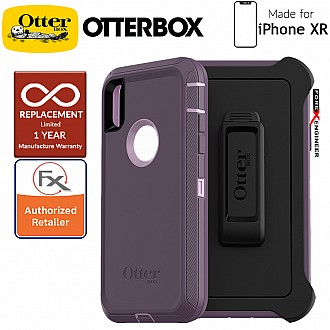 Otterbox Defender for iPhone XR - Purple Nebula