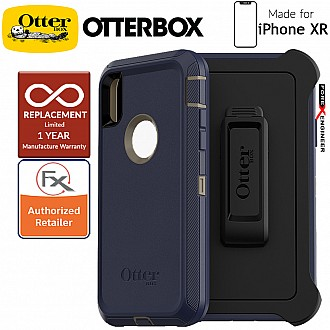 Otterbox Defender for iPhone XR - Dark Lake
