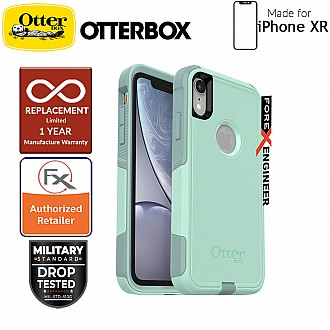 Otterbox Commuter for iPhone XR - 2 Layers Lightweight Protection Case - Ocean Way