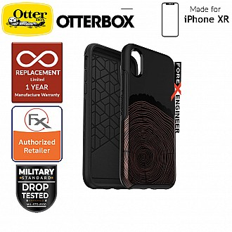Otterbox Symmetry Graphic for iPhone XR - Wood You Rather