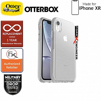 Otterbox Symmetry Clear Graphic for iPhone XR - Love Triangle