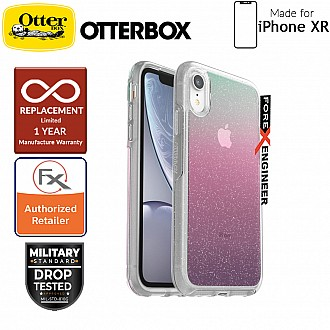 Otterbox Symmetry Clear Graphic for iPhone XR - Gradient Energy