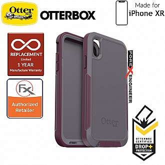 Otterbox Pursuit for iPhone XR - Thinnest & Toughest Otterbox Case - Merlin