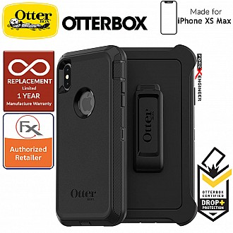 Otterbox Defender for iPhone Xs Max - Black