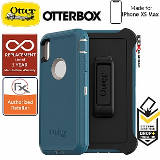 Otterbox Defender for iPhone Xs Max - Big Sur