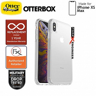 Otterbox Symmetry Clear for iPhone Xs Max - Clear