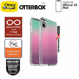 Otterbox Symmetry Clear Graphic for iPhone Xs Max - Gradient Energy