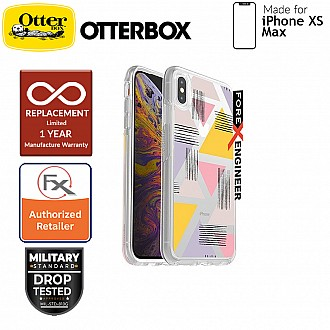 Otterbox Symmetry Clear Graphic for iPhone Xs Max - Love Triangle
