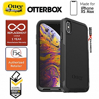 Otterbox Pursuit for iPhone Xs Max - Ultra thin ShockProof & DustProof Protection - Black