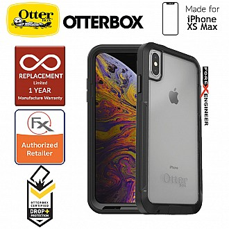 Otterbox Pursuit for iPhone Xs Max - Ultra thin ShockProof & DustProof Protection - Black / Clear