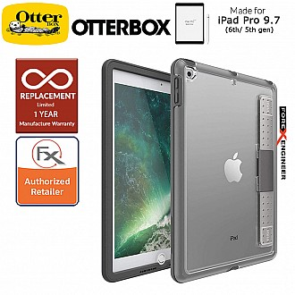 OtterBox Unlimited Series for iPad 9.7 inch 2018 5th / 6th Gen - Slate Grey Color ( Barcode: 660543488835 )