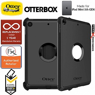 Otterbox Defender for iPad Mini 5th Gen - Rugged Protective Case - BLACK