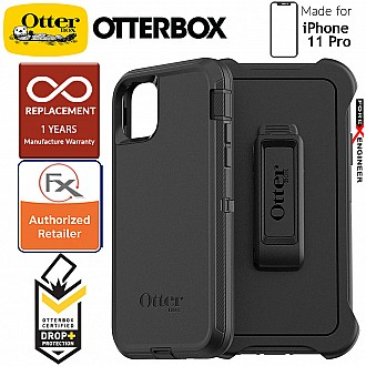 Otterbox Defender for iPhone 11 Pro (Black)