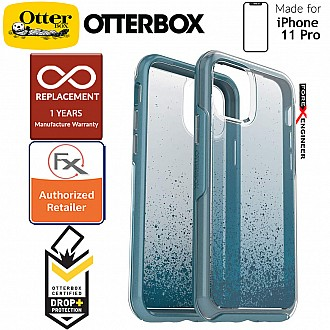 Otterbox Symmetry Clear iPhone 11 Pro (We'll Call Blue)