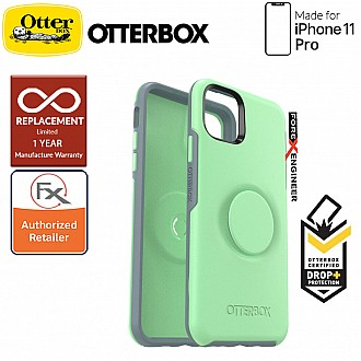 Otterbox OTTER + POP Symmetry for iPhone 11 Pro - Mint To Be color