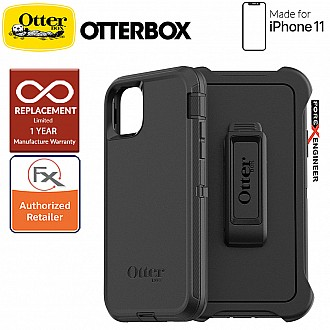 Otterbox Defender for iPhone 11 - Black