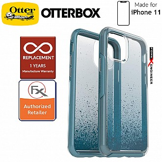 Otterbox Symmetry Clear iPhone 11 (We'll Call Blue)