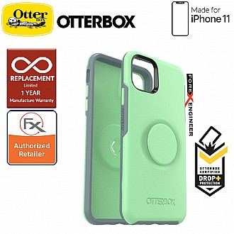 Otterbox OTTER + POP Symmetry for iPhone 11 - Mint To Be color