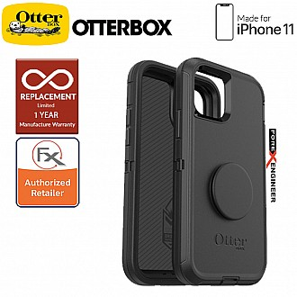 Otterbox OTTER + POP Defender for iPhone 11 - Black Color ( Barcode: 660543512349 )