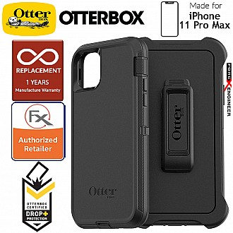 Otterbox Defender for iPhone 11 Pro Max (Black)