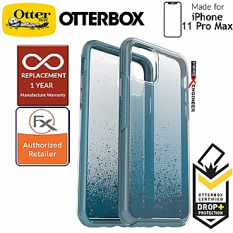Otterbox Symmetry Clear iPhone 11 Pro Max (We'll Call Blue)